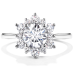 DELIGHT LADY DI DIAMOND ENGAGEMENT RING view 1