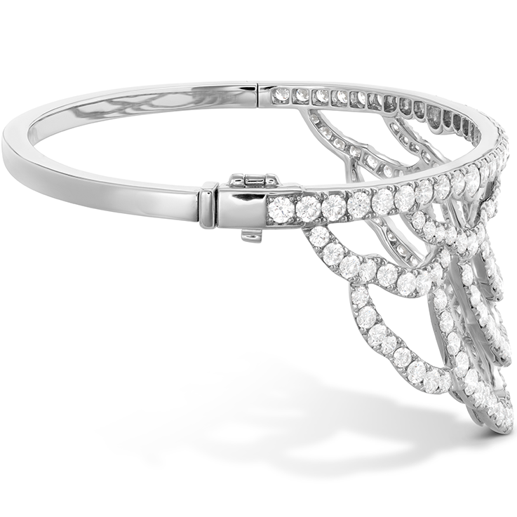 LORELEI CHANDELIER DIAMOND CUFF view 3