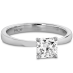 DREAM SIGNATURE SOLITAIRE ENGAGEMENT RING view 1
