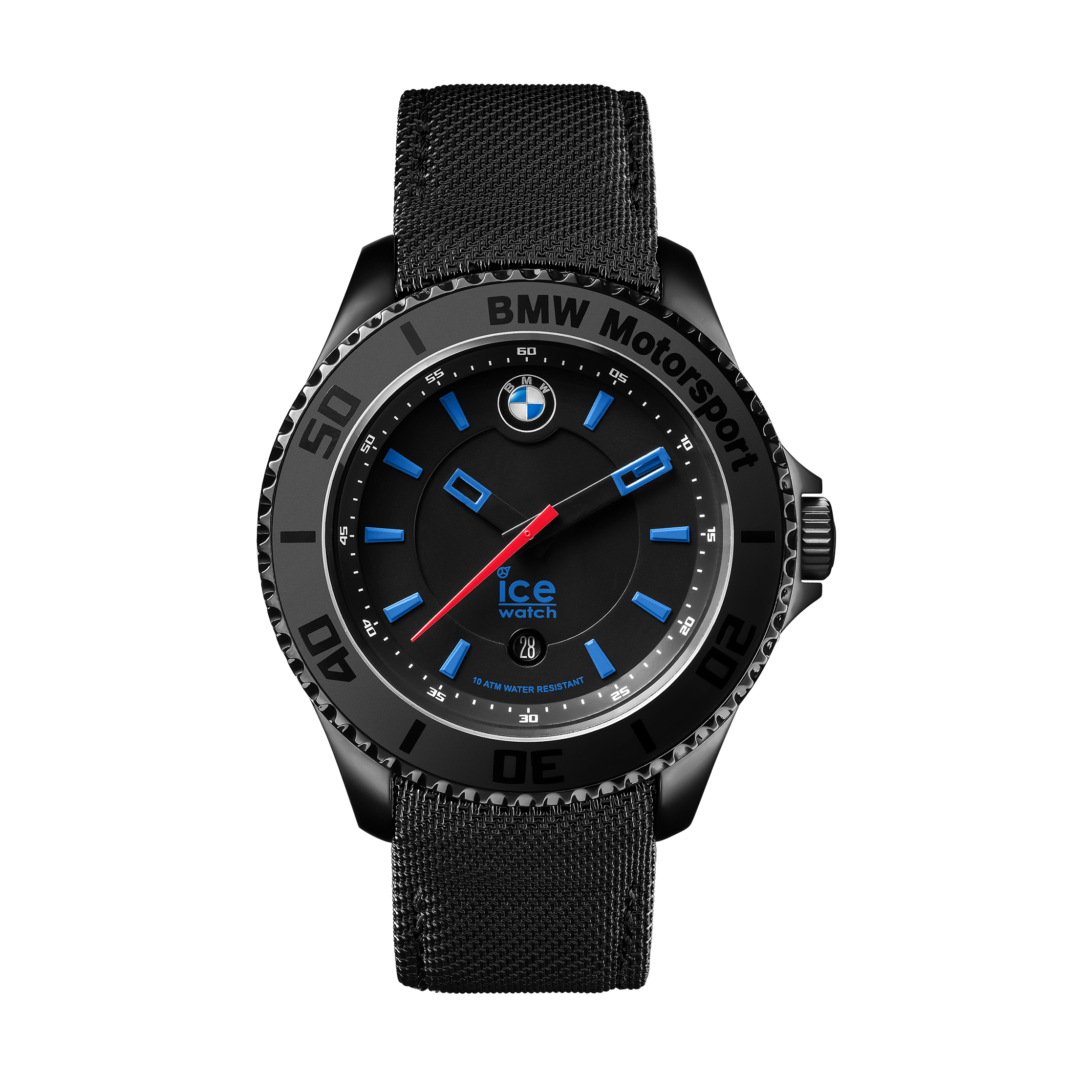 BMW MOTORSPORT (STEEL) BLACK MEDIUM (M)