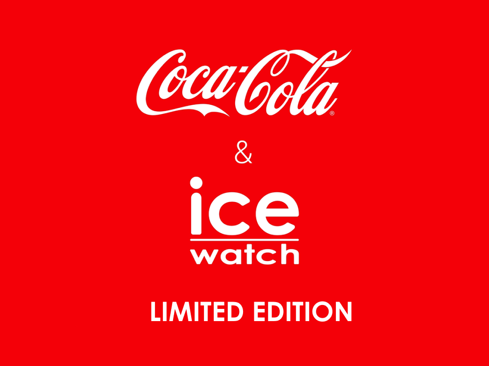 Ice-Watch partners with Coca-Cola (Limited Edition)
